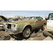 Junkyard Find 1985 Buick Riviera  The Truth About Cars