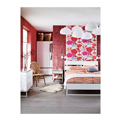 ikea trysil bed trysil bed frame white standard king ikea