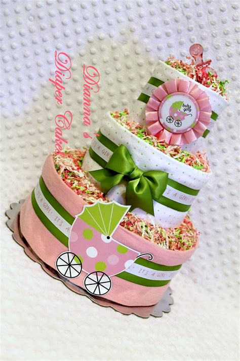 Dollar Tree Baby Shower Favors by Baby Cake Pink Dollar Tree 2
