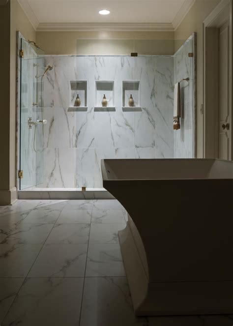 built in shower shelves photos hgtv