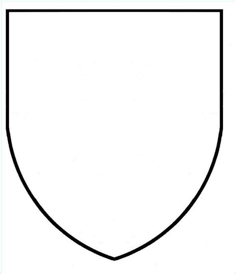 blank coat of arms shield www imgkid com the image kid