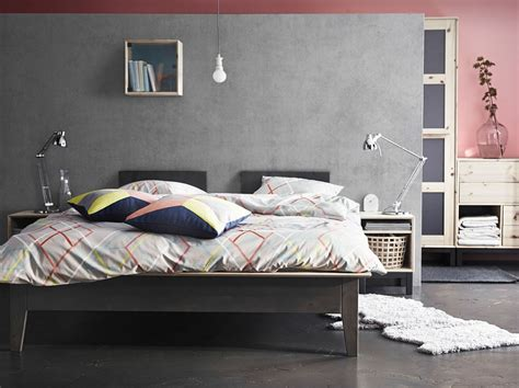 Ikea Nornas Bed | 50 ikea bedrooms that look nothing but charming