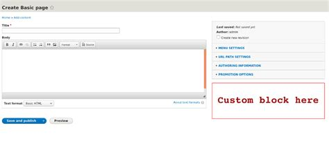 drupal theme node edit form 8 how to add a custom vertical tab to node edit form