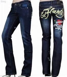 Ed hardy womens jeans womens jeans ed hardy company name