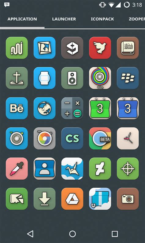 icon themes apps vee icons theme android apps on google play