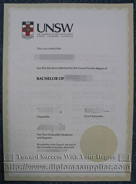 Of South Wales Mba Fees by 29 Best Buy Australian Diploma Certificate Images On