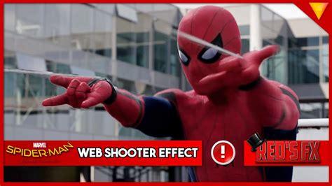 tutorial web shooter spider man web shooter effect hitfilm express tutorial