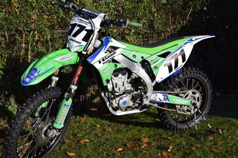 Motorrad Dekor Designen by Kawasaki Dekor Design Mx Kingz Motocross Shop