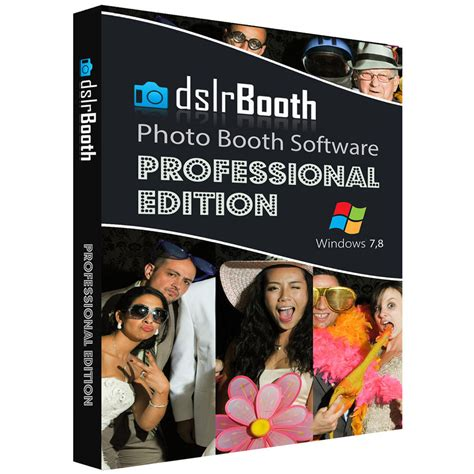 dslrbooth professional windows edition photo dslrbooth win
