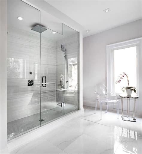 Urban Soup Kitchen - shower tile floor bathroom contemporary with acrylic armchair acrylic chairs beeyoutifullife com