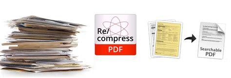 compress pdf code exactcode re compress pdf