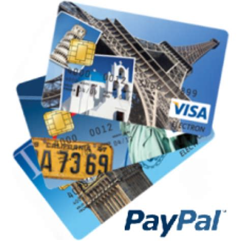 Paypal Reloadable Gift Card - 10 x paypal reloadable atm visa card control panel e banking