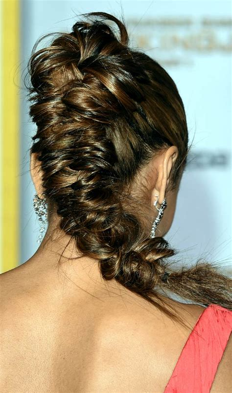 easy hairstyles with box fishtales indianhair net blog few hairdos to woo your mr right