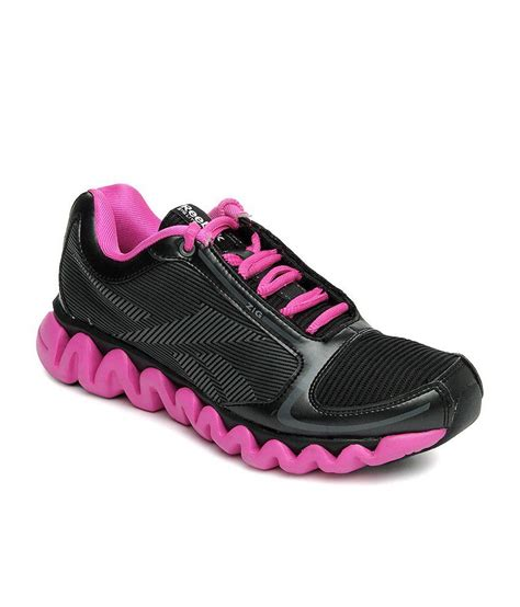 reebok ziglite run black pink price in india buy reebok