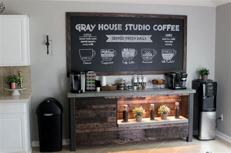 diy make at home dreadlock shoo bar 21 ideas for your home coffee bar stewarts coffees