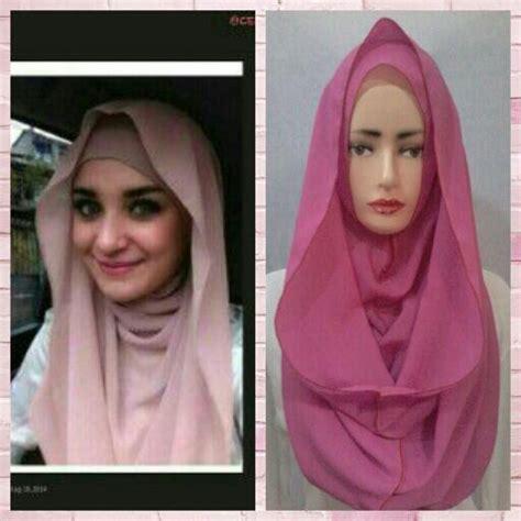 Jilbab Instan Hoodie Shireen harga jilbab hoodie shireen id priceaz
