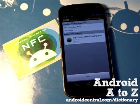 what is nfc on android what is nfc android a to z android central