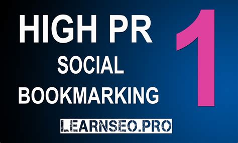high pr pligg sites top high pr 1 dofollow social bookmarking sites list