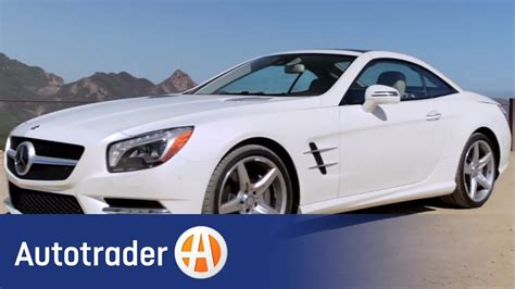 mercedes benz sl convertible  car review