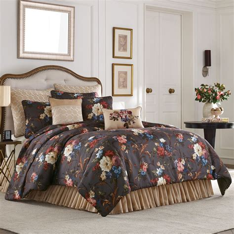 comforter set california king croscill cecilia comforter sets bedding collections