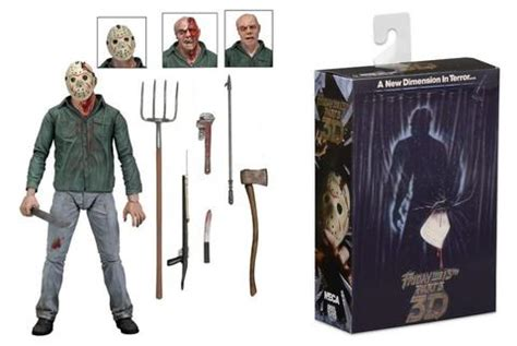 Jason Voorhees 12inc Part 3 Sideshow Not Hottoys Ecc Xmstudios jason friday the 13th ultimate part 3 7 quot figure by neca collectors row inc