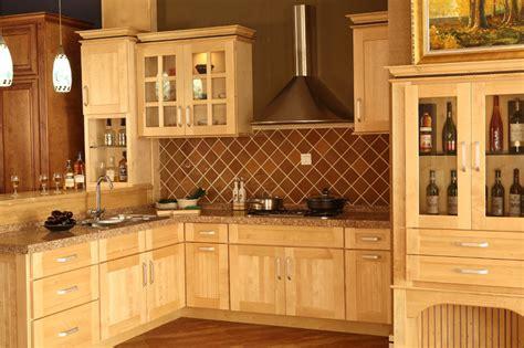 shaker door natural maple kitchen cabinet sell shaker