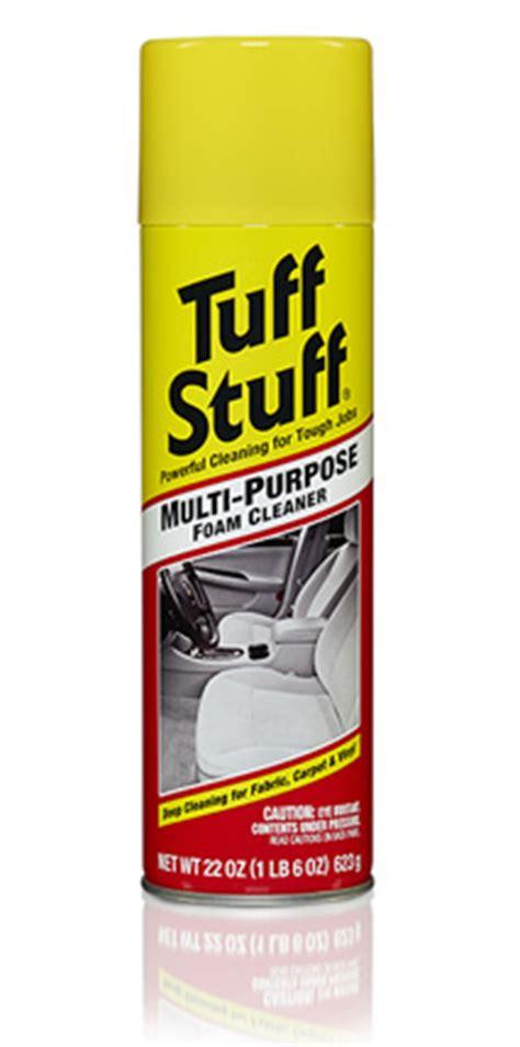 tuff stuff upholstery cleaner multi purpose foam cleaner tuff stuff