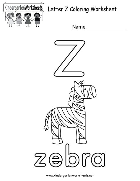 letter z coloring pages preschool this is a letter z coloring worksheet for preschoolers or
