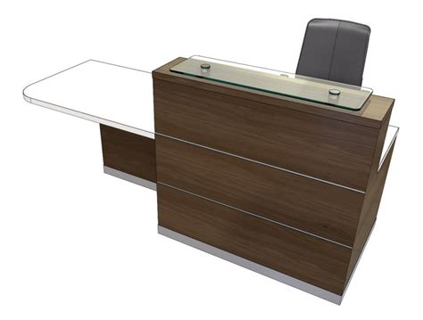 Reception Desk With Counter Eclypse Reception Desks Eclypse Reception Counters 163 2 265 00 Genesys Office Furniture