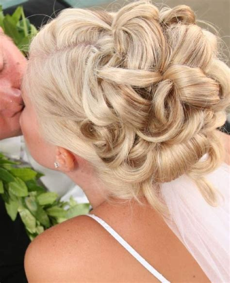 how to get great wedding updos hairstyles weekly