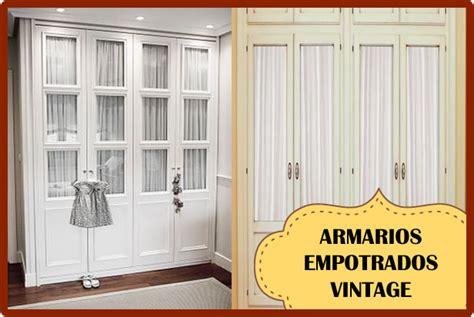 armarios vintage con estilo vintage