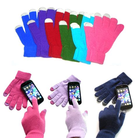 Buy 1 Get 1 Promo I Glove Touch Screen Smartphones Baru 1 touch screen gloves
