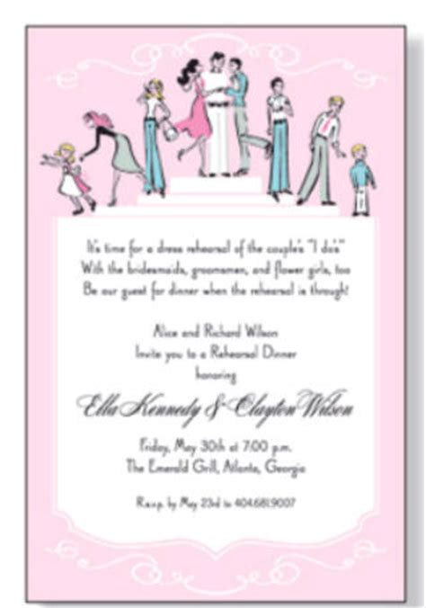 free wedding rehearsal invitations wording for rehearsal dinner invitations template best template collection