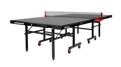 killerspin ping pong table killerspin myt10 black pocket ping pong table