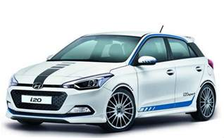 Hyundai 120 Sedan Hyundai I20 Sport With Turbo Engine Launched In Germany
