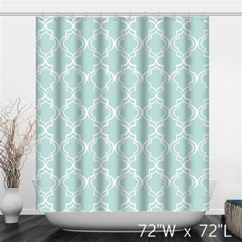 Vintage Shower Curtains Retro Europe Pattern Print Bathroom Shower Curtain Custom Shower Curtain Store