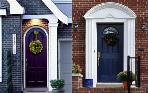 front door entrances creating an impression by replacing an entrance door