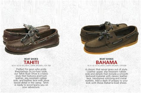 Sepatu Wakai Central Park wakai boat shoes series for summer 2013 collection