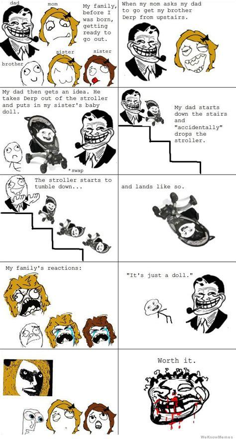 Troll Dad Meme - troll dad meme comics www pixshark com images