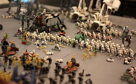 More Pictures On The Set Of And The City by New The Awakens And More Wars Lego Sets