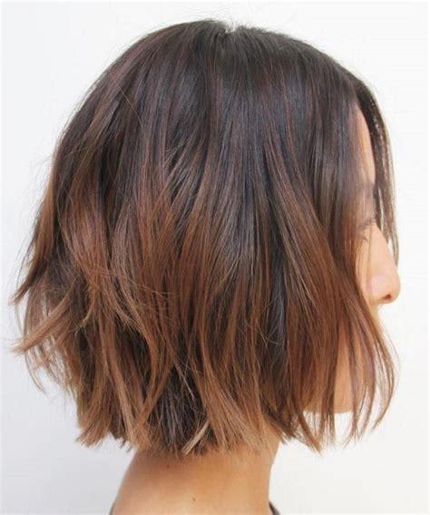 Mechas Balayage Cabello Corto | mechas balayage en pelo corto media melena y largo