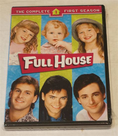 full house dvd set full house the complete first season season 1 dvd set new mdg sales llc