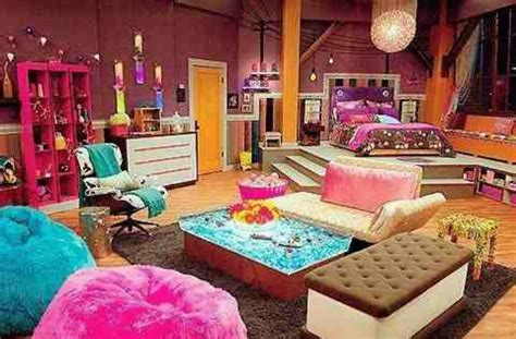 icarly bedroom icarly s bedroom bedrooms pinterest