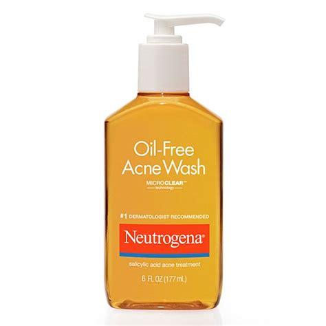 Acnes Wash Neutrogena Free Acne Wash Reviews Photos Ingredients