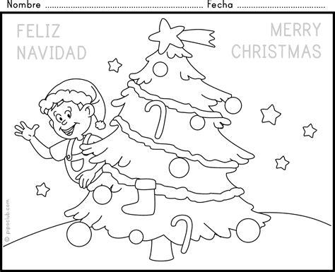 imagenes de navidad para colorear en preescolar navidad 2