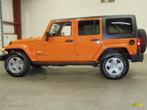 orange jeep wrangler unlimited crush orange 2012 jeep wrangler unlimited 4x4