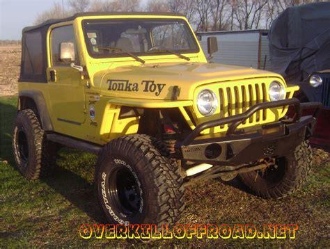 Custom Jeep Fenders Overkill Road Fenders