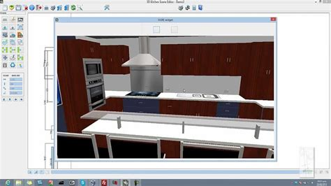 kitchens design software 3d kitchen design software 3dkitchen youtube
