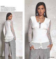 X89 2809 06 Kyren Blouse elisa cavaletti oversized top tunika t shirt s m l xl