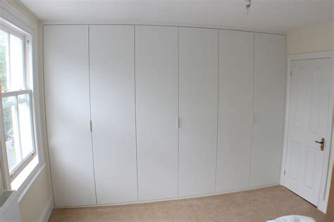 Wall Fitted Wardrobes by Wall Fitted Wardrobe In Chiswick Hammersmith Home